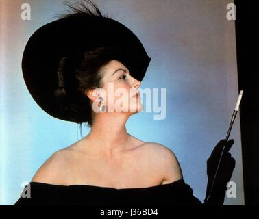 Ava Gardner (1922-1990) american actress.  c.1940.  It is forbidden to reproduce the photograph out of context of - Stock Photo