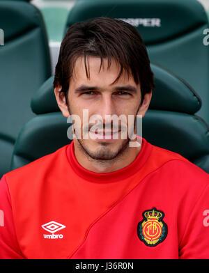 Spain - La Liga B 123 _ 2016-2017 /  ( RCD Mallorca ) -  Dejan Lekic - Stock Photo
