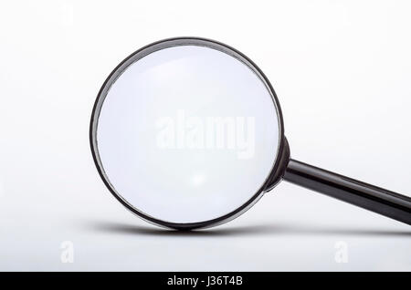 Loupe or Magnifying Glass - Stock Photo