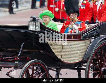 London, UK. 11th June, 2016. File: Prince Philip the Duke of Edinburgh, is to retire from royal duties this fall. - Stock Photo