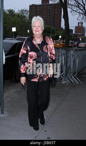 New York, USA. 4th May, 2017. Sony Pictures Classics' presents 'Paris Can Wait' screening at Landmark Sunshine Cinema - Stock Photo