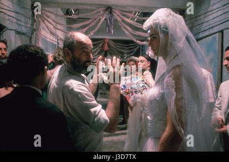 Carandiru  Year: 2003 Brazil / Argentina Director: Hector Babenko Hector Babenco, Rodrigo Santoro Shooting picture - Stock Photo