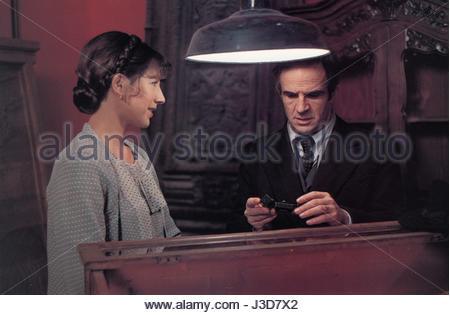 FRANCOIS TRUFFAUT THE GREEN ROOM; LA CHAMBRE VERTE (1978 Stock ...