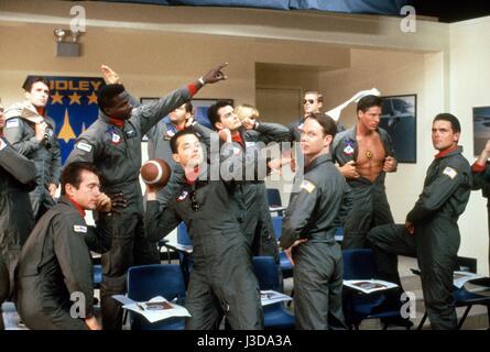 Hot Shots!  Year: 1991  USA Director: Jim Abrahams - Stock Photo