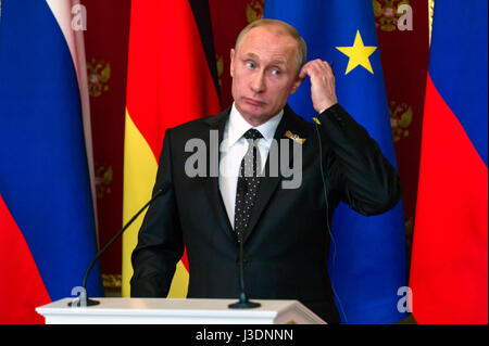 Vladimir Vladimirovich Putin - Stock Photo