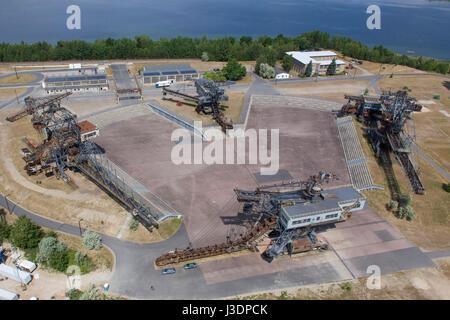 Ferropolis - Stock Photo