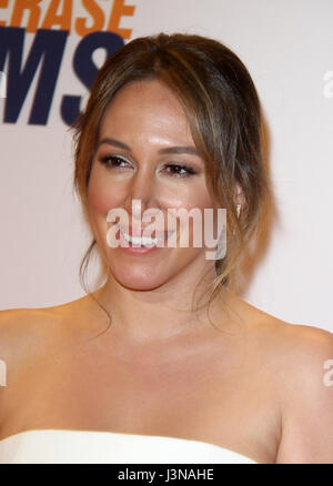 Bevely Hills, Ca. 5th May, 2017. Hilary Duff, At 24th Annual Race To Erase MS Gala At AloYoga At The Beverly Hilton - Stock Photo