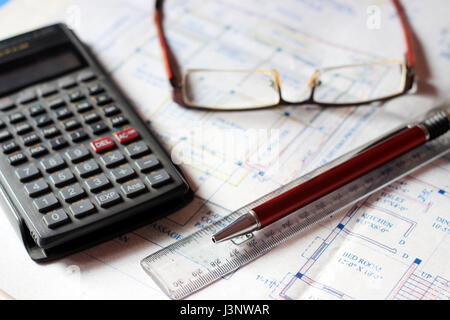 House building calculator stock photo royalty free image for Build new house calculator