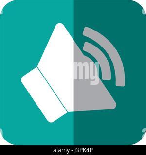 speaker icon image - Stock Photo