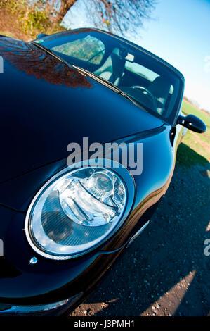 Porsche 911 Carrera 4S convertible, 997, Sportscar, four wheel drive, legend, Stuttgart, Made in Germany, technic, - Stock Photo