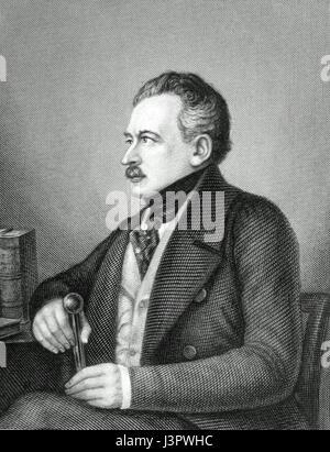 Joseph von radowitz - Stock Photo