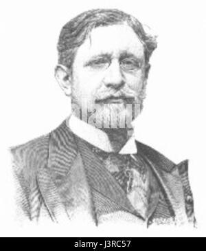 Jean Joseph Benjamin Constant - Stock Photo