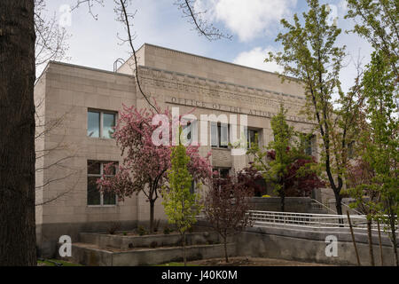 Office building of the attorney general of the state of ...