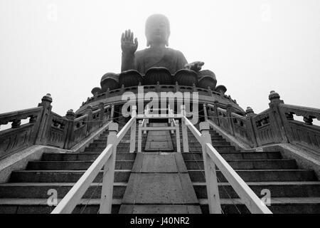 Big Buddha - Stock Photo