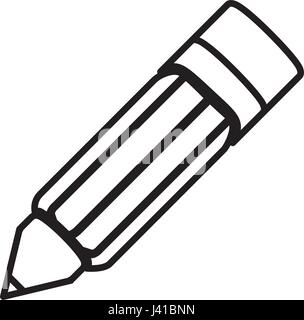 pencil art japanese antique writing culture line - Stock Photo