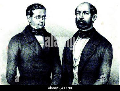 Manteuffel, Otto Theodor von (1805 1882)7 - Stock Photo