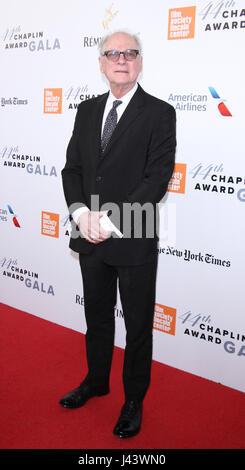 New York, USA. 8th May, 2017. Barry Levinson attend 44th Chaplin Award Gala at David H. Koch Theater at Lincoln - Stock Photo