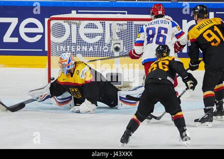 Thomas GREISS, DEB Torwart 1 (NHL New York Islanders ...