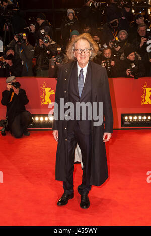 Geoffrey Rush at Berlinale 2017 - Stock Photo