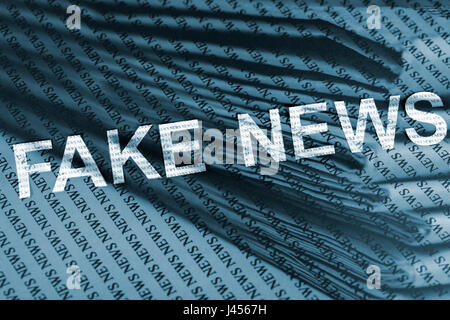 Fake News - Stock Photo