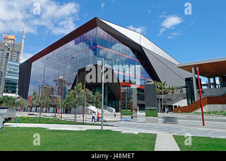 The ICC Sydney Theatre at The International Convention Centre Sydney (ICC Sydney), Australia - Stock Photo