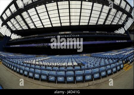 A GENERAL VIEW OF STAMFORD BRI CHELSEA V SUNDERLAND STAMFORD BRIDGE STADIUM LONDON ENGLAND 24 May 2015 - Stock Photo