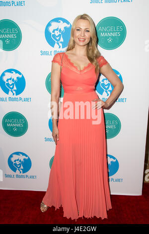 Beverly Hills, California, USA. 11th May, 2017.  attending the 4th Annual Single Mom's Awards at the Peninsula Hotel - Stock Photo