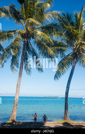 Anse Vata Noumea New Caledonia Stock Photo 23400032 Alamy