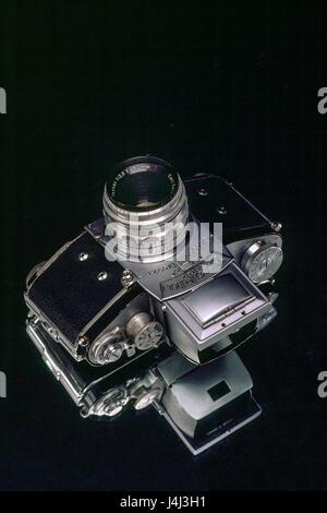 Slr camera, india, asia - Stock Photo