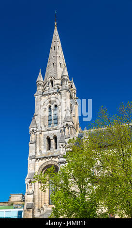 Saint Martial Church in Angouleme, France - Stock Photo