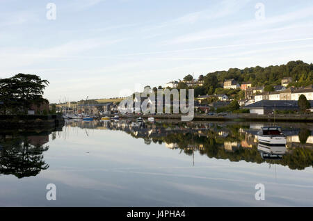 Ireland, Munster, Cork county, Kinsale, - Stock Photo
