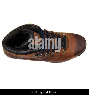 Timberland Earthkeepers Ekscramble GT Scramble Midlthr Brown Boots - 2210R - Stock Photo