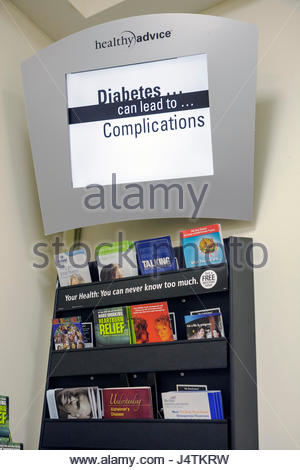 Miami Beach Florida Mt. Mount Sinai Medical Center hospital doctor's office waiting room Healthy Advice digital - Stock Photo