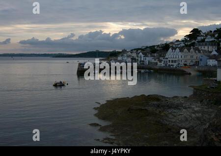 St Mawes, Cornwall, England, UK - Stock Photo