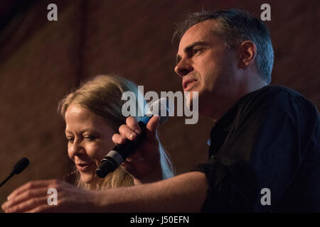 London, UK. 15th May, 2017. . Progressive Alliance launch event, London, UK Credit: Brayan Lopez/Alamy Live News - Stock Photo