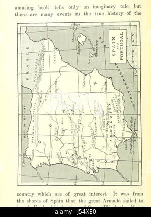 Image taken from page 126 of 'Chambers's New Geographical Readers' - Stock Photo