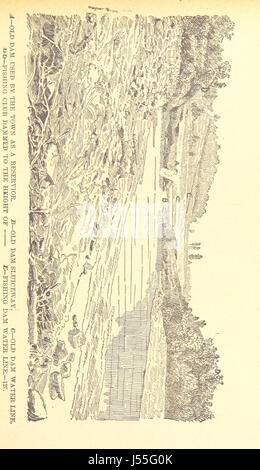 History of the Great Flood in Johnstown, Pa., May 31, 1889, etc - Stock Photo