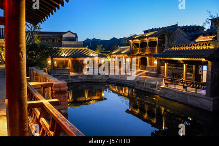 Gubei Water Town - Stock Photo