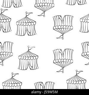 ... Doodle of tent circus hand draw - Stock Photo  sc 1 st  Alamy & Doodle circus element hand draw Stock Vector Art u0026 Illustration ...