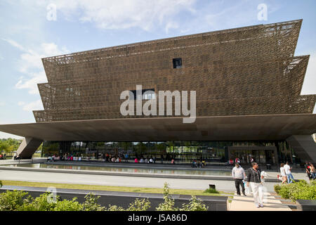 smithsonian national museum of african american history and culture Washington DC USA