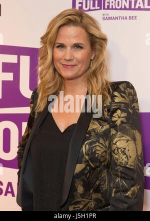 New York, NY, USA. 16th May, 2017. Allana Harkin at arrivals for TBS' FULL FRONTAL WITH SAMANTHA BEE FYC Event, - Stock Photo