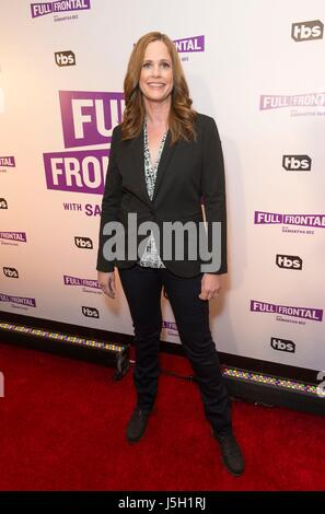 New York, NY, USA. 16th May, 2017. Alison Camilo at arrivals for TBS' FULL FRONTAL WITH SAMANTHA BEE FYC Event, - Stock Photo