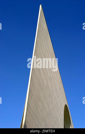 modern modernity tourism attraction sightseeing berlin germany german federal - Stock Photo