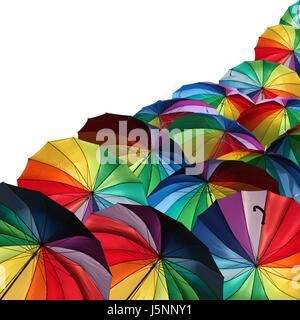 upwards shine shines bright lucent light serene luminous coloured colourful - Stock Photo