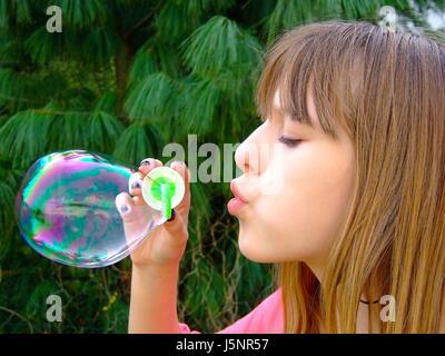 soapbubble - Stock Photo