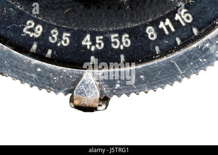 aperture ring - Stock Photo