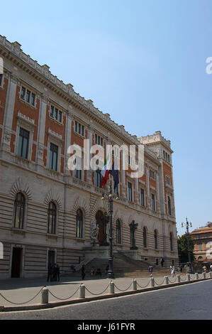 government buildings in rome - Stock Photo