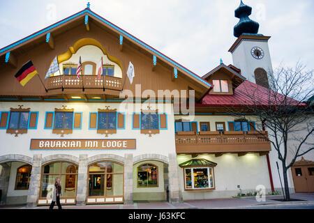 Michigan Frankenmuth Bavarian Inn Lodge Hotel Martha 39 S