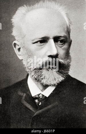 the life and works of the russian composer pyotr ilyich tchaikovsky Russian composer written by:  early life and works shostakovich was the son of an engineer  pyotr ilyich tchaikovsky.