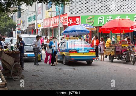 Yinchuan, Ningxia, China - Stock Photo